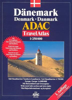 Obrázok Dánsko 1: 250 000