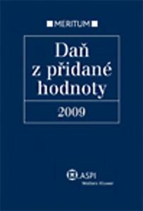 Obrázok Daň z přidané hodnoty 2009