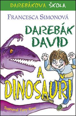 Obrázok Darebák David a dinosauři