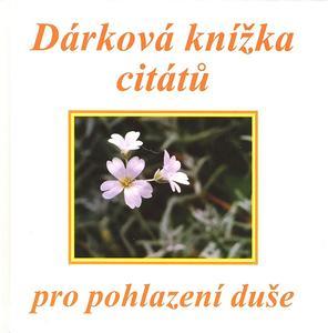 Obrázok Dárková knížka citátů pro pohlazení duše