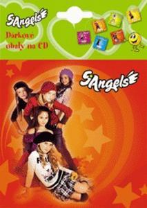 Obrázok Dárkové obaly na CD - 5 Angels