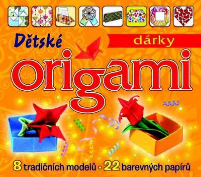 Obrázok Dárky Dětské origami