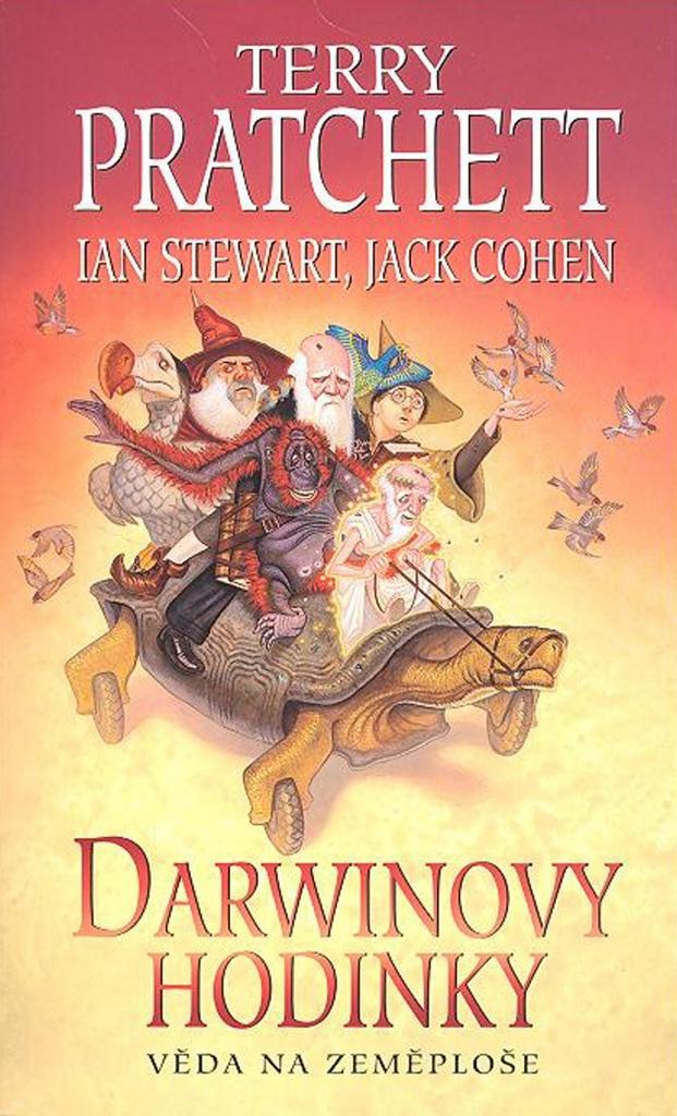 Darwinovy hodinky (3) - Ian Stewart, Terry Pratchett, Jack Cohen