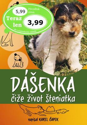 Obrázok Dášenka čiže život šteniatka