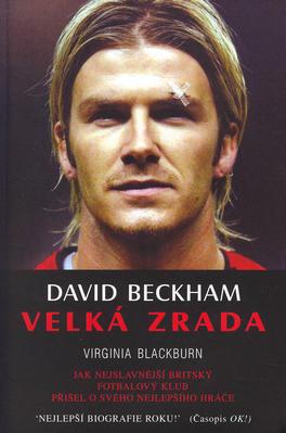 Obrázok David Beckham Velká zrada