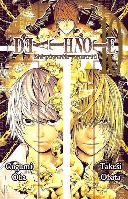 Obrázok Death Note Zápisník smrti 10