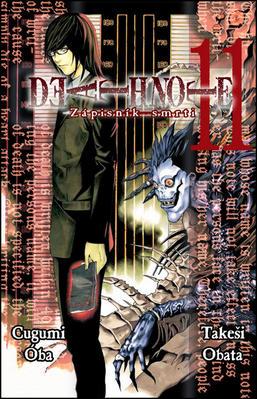 Obrázok Death Note Zápisník smrti 11