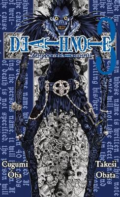 Obrázok Death Note Zápisník smrti 3