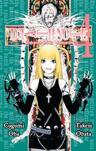 Obrázok Death Note Zápisník smrti 4