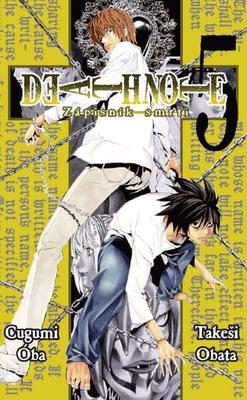 Obrázok Death Note Zápisník smrti 5
