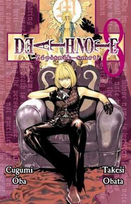 Obrázok Death Note Zápisník smrti 8