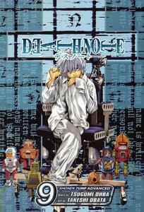 Obrázok Death Note Zápisník smrti 9