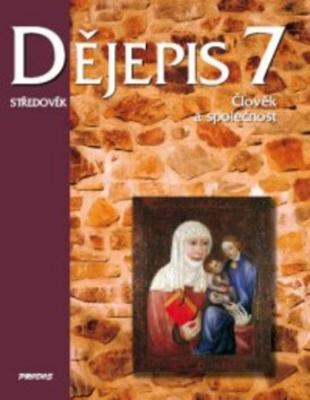 Obrázok Dějepis 7 Středověk
