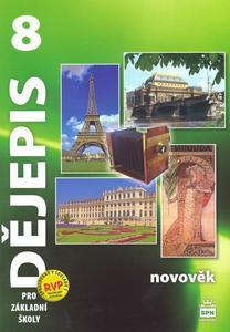Obrázok Dějepis 8 pro základní školy Novověk