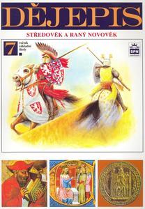 Obrázok Dějepis pro 7. ročník základní školy Středověk a raný novověk