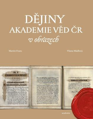 Obrázok Dějiny Akademie věd ČR v obrazech