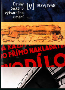 Obrázok Dějiny českého výtvarného umění V.