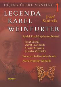 Obrázok Dějiny české mystiky