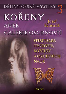 Obrázok Dějiny české mystiky 3