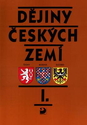 Obrázok Dějiny českých zemí I.
