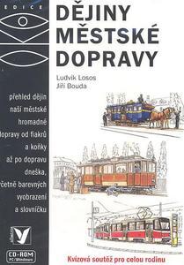 Obrázok Dějiny městské hromadné dopravy