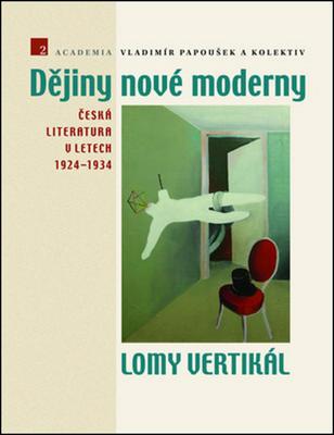 Obrázok Dějiny nové moderny 2 Lomy vertikál
