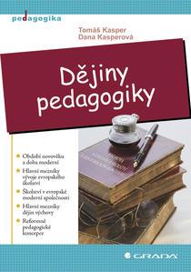 Obrázok Dějiny pedagogiky