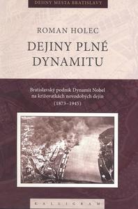Obrázok Dejiny plné dynamitu