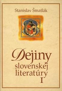 Obrázok Dejiny slovenskej literatúry I
