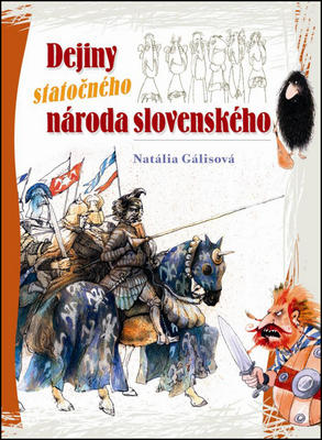 Obrázok Dejiny statočného národa slovenského