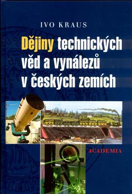 Obrázok Dějiny technických věd a vynálezů v českých zemích