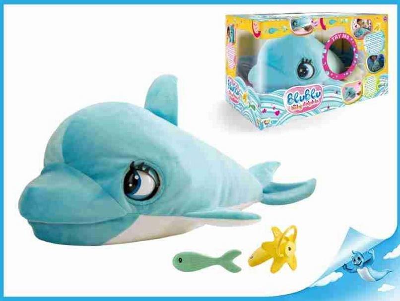 Delfín Blu Blu plyšový