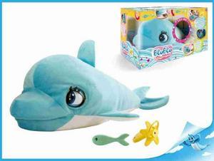 Obrázok Delfín Blu Blu plyšový