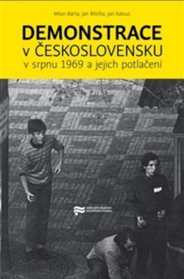 Obrázok Demonstrace v Československu v srpnu 1969 a jejich potlačení