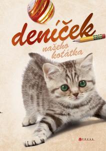 Obrázok Deníček našeho koťátka