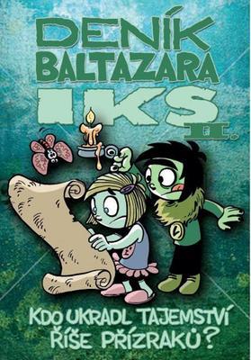 Obrázok Deník Baltazara Iks II.