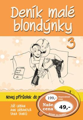 Obrázok Deník malé blondýnky 3