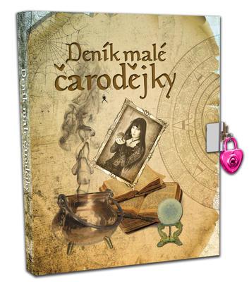 Obrázok Deník malé čarodějky