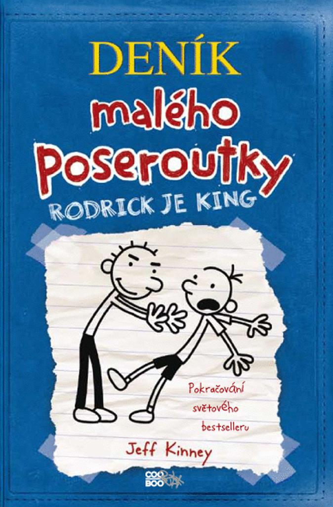 Deník malého poseroutky Rodrick je king (2) - Jeff Kinney