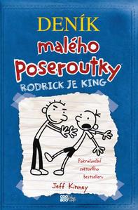 Obrázok Deník malého poseroutky Rodrick je king (2)