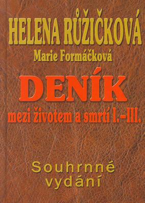 Obrázok Deník mezi životem a smrtí I.-III.