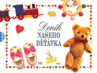 Obrázok Deník našeho děťátka