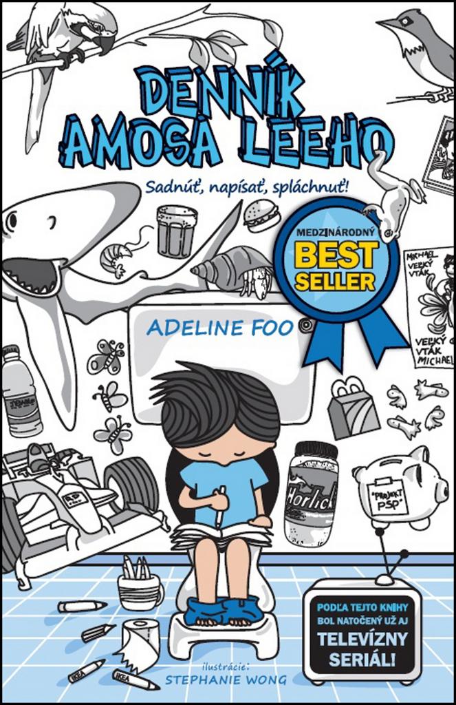 Denník Amosa Leeho - Adeline Foo