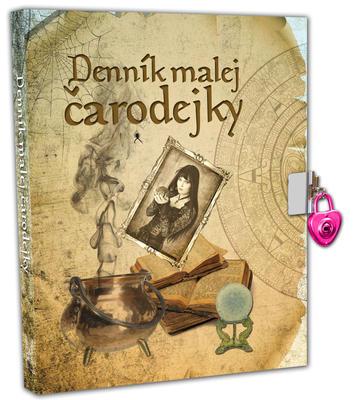 Obrázok Denník malej čarodejky