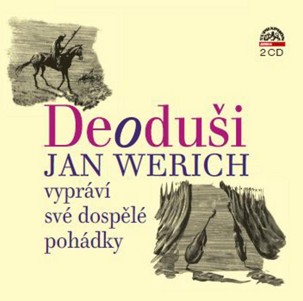 Deoduši (2 CD) - Jan Werich