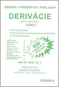 Obrázok Derivácie I.diel