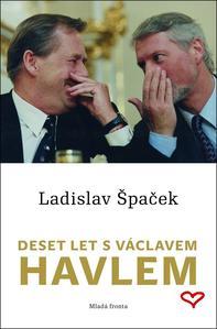 Obrázok Deset let s Václavem Havlem