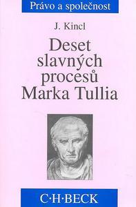 Obrázok Deset slavných procesů Marka Tullia