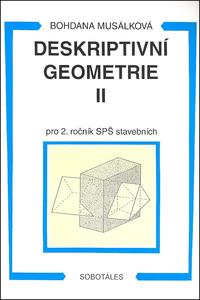 Obrázok Deskriptivní geometrie II pro 2. ročník SPŠ stavebních