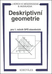 Obrázok Deskriptivní geometrie pro 1. ročník SPŠ stavebních